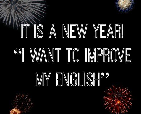 Improve my English