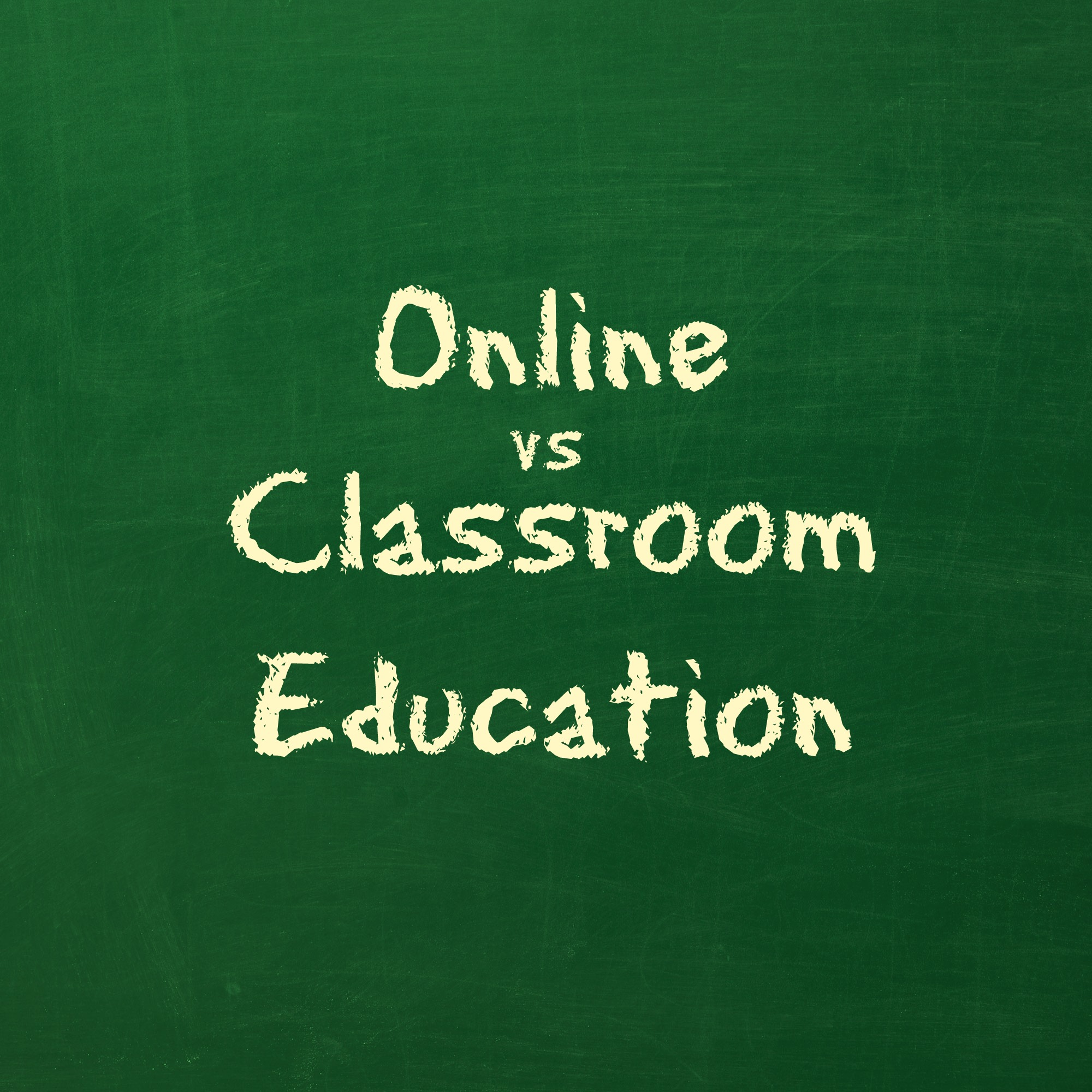 Online teacing vs classroom teaching