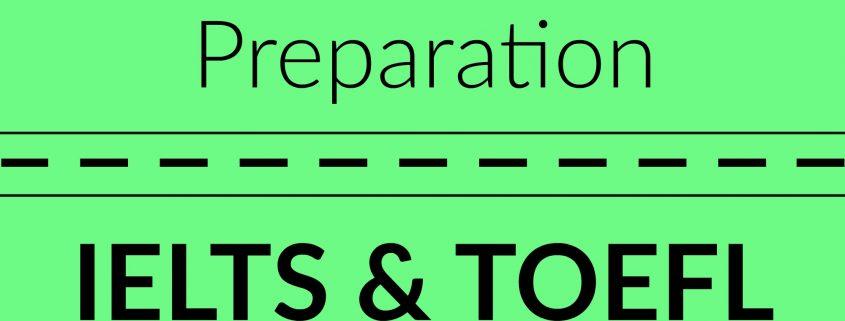 English Exam Preparation | IELTS & TOEFL